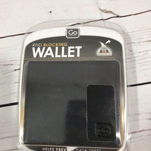 Men's RFID Blocking Leather Wallet